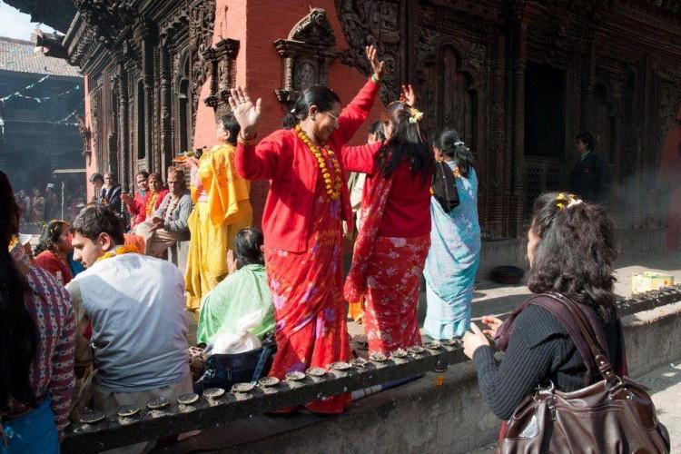 Joga w Indiach i Nepalu 2013 – śladami Buddy – część 1; Sarnath