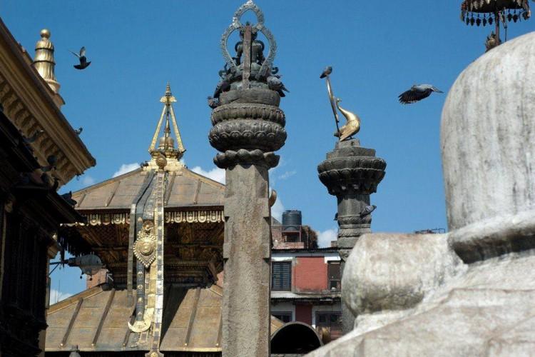 Joga w Indiach i Nepalu 2013 – śladami Buddy – część 4; Lumbini
