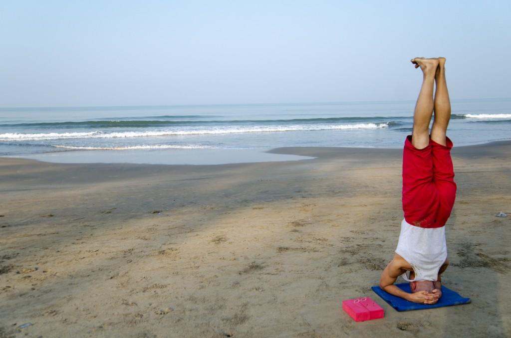 Ruch – dlaczego jest tak ważny w pokonaniu stresu i w praktyce jogi?