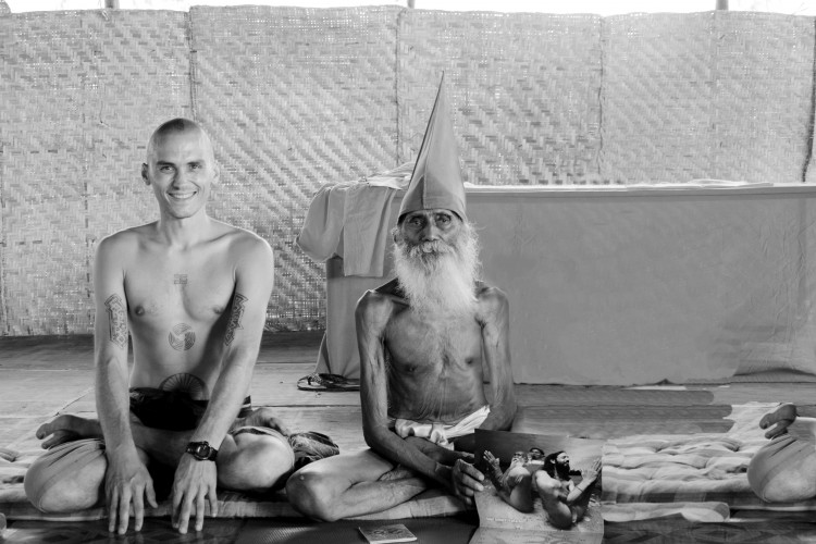 Próbuję być joginem – z cyklu sylwetki jogi – część 2
