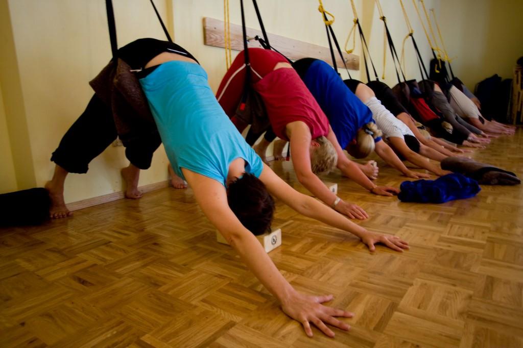 Gdzie zacząć ćwiczyć jogę?