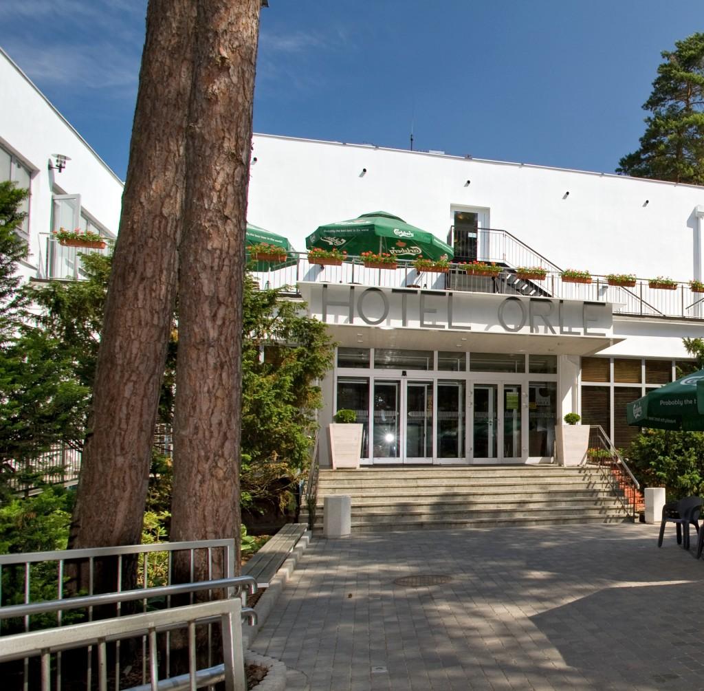 Wyspa Sobieszewska HOTEL ORLE ***