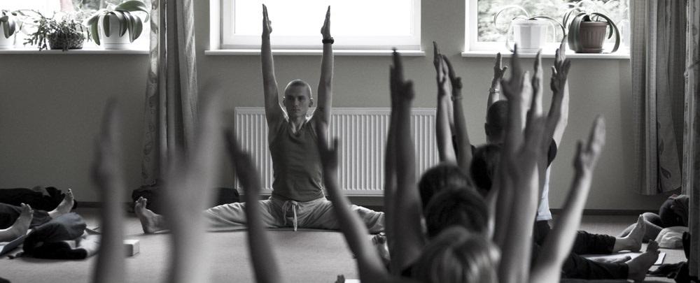 O kształtowaniu silnej woli – z cyklu sylwetki jogi – część 1
