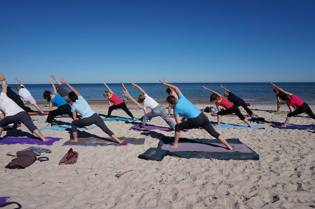 Wakacje z jogą 2017 nad morzem :: WS3 :: Vinyasa :: Joga dla kręgosłupa :: 7 dni