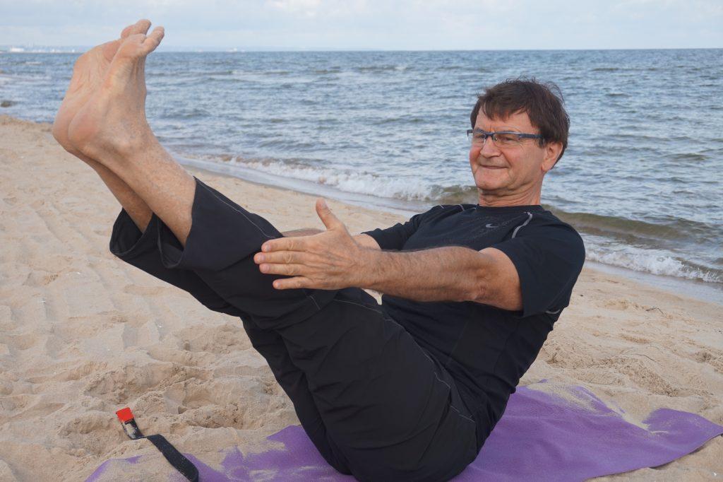 Wakacje z jogą 2017 nad morzem :: Wyspa Sobieszewska :: WS7 :: Joga dla kręgosłupa :: 7 dni