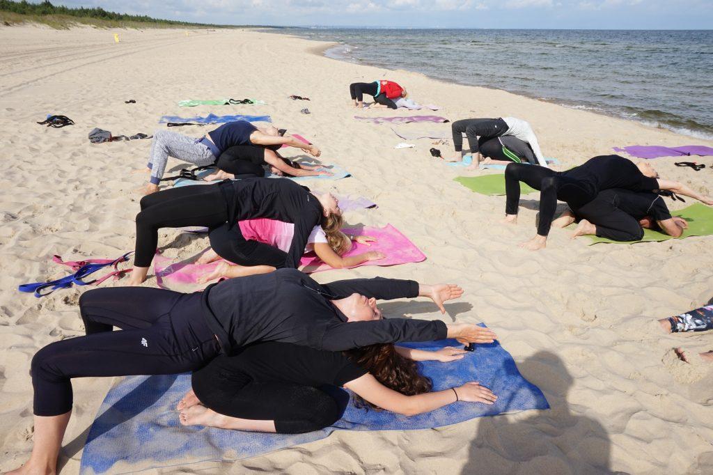 Wakacje z jogą 2017 nad morzem :: Wyspa Sobieszewska :: WS6 :: Joga Funkcjonalna :: 7 dni