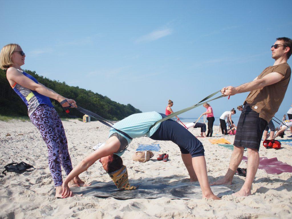 Wakacje z jogą 2017 :: Poddąbie nad morzem :: P4 :: Joga funkcjonalna :: 7 dni