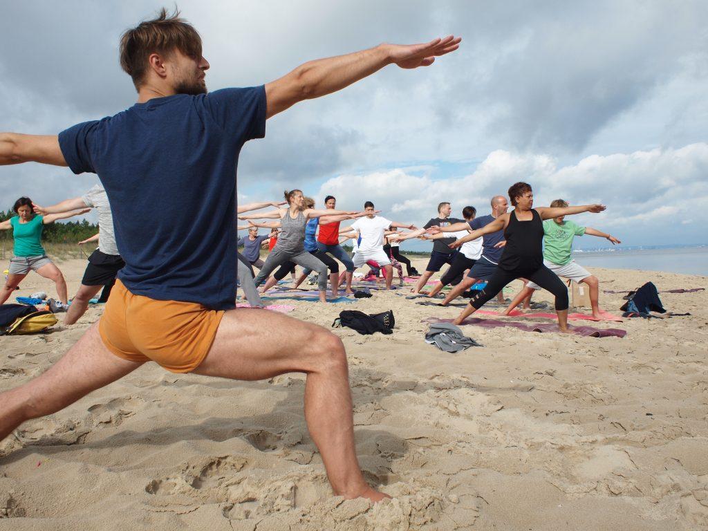 Wakacje z jogą 2017 nad morzem :: Wyspa Sobieszewska :: WS4 :: 7 dni