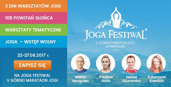 Jedyny w Polsce maraton jogi na stoku! Zapisz się już dziś !