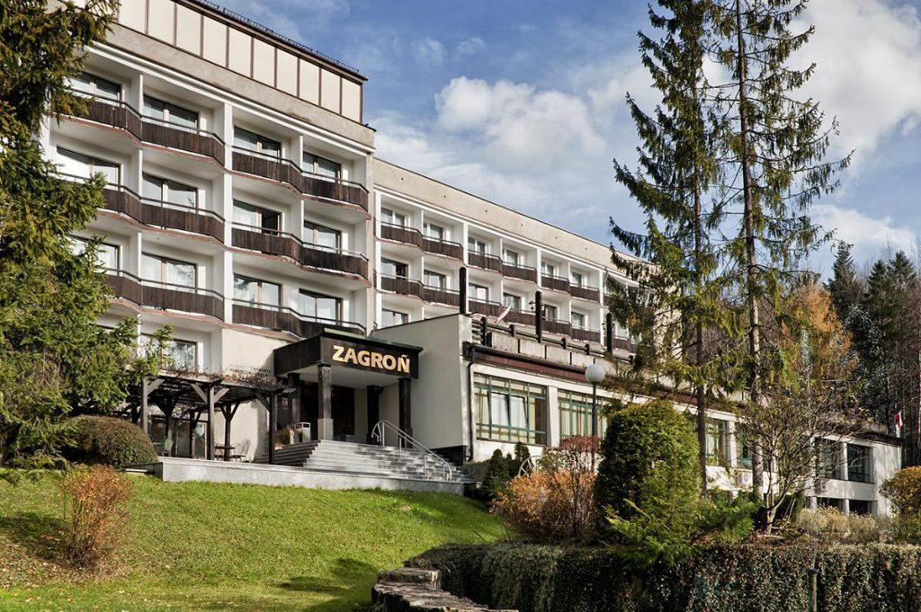 Szczyrk HOTEL ZAGROŃ