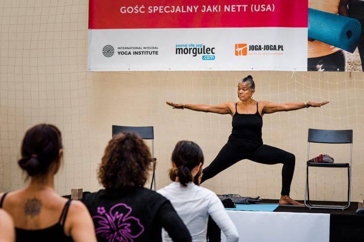 Jaki Nett USA – Międzynarodowy Konwent Jogi 2020