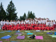 Joga Festiwal 7 dni! VIII Górski Maraton Jogi w Wierchomli