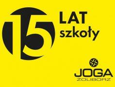 15-lecie szkoły Joga Żoliborz, 24.10.2020