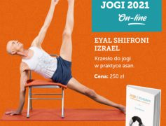 Joga z krzesłem – Eyal Shifroni – Izrael. ON-LINE Konwent 02.2021