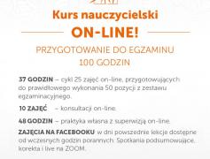 KURS NAUCZYCIELSKI JOGI ON-LINE – PRZYGOTOWANIE DO EGZAMINU 04.05-08.06.2021